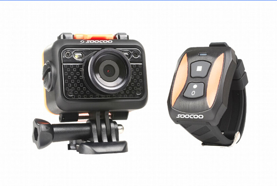 12MP full hd 1080P 30fps remote control self waterproof wifi sports action camera DVR S60 8G(China (Mainland))