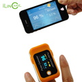 Bluetooth Fingertip Pulse Oximeter Digital SPO2 Blood Oxygen Saturation Monitor pulsioximetro for IOS Android With mini