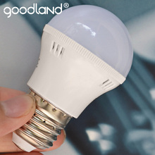 Buy Goodland E27 LED Lamp 3W 5W 7W 9W 12W LED Bulb Light 220V Energy Saving Lampada LED Lamp Bulb SMD 5370 Warm/Cold White D3-D12 for $1.38 in AliExpress store