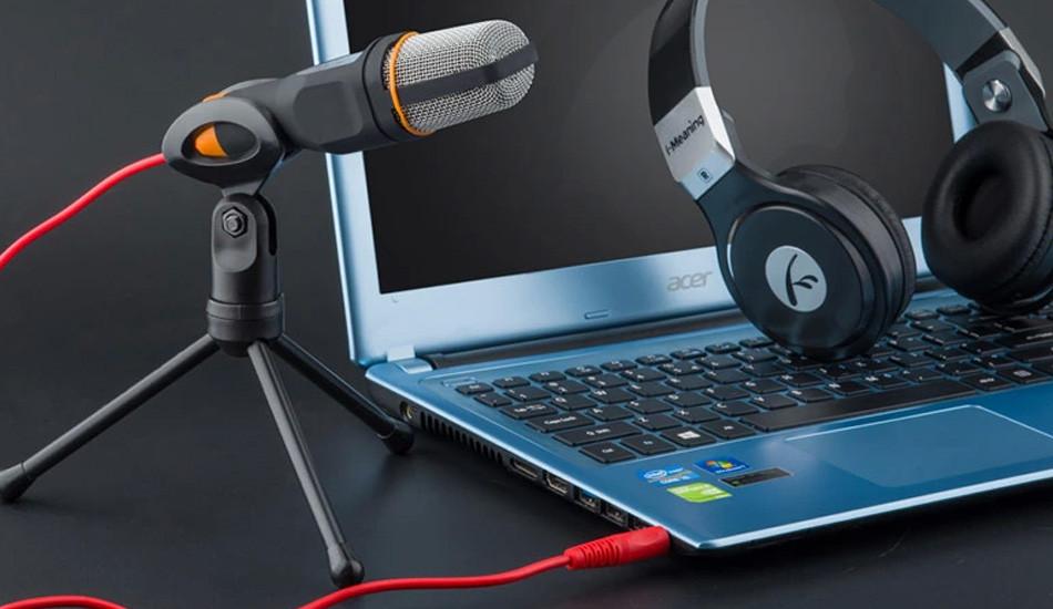 Проводные стерео студия Микрофоны конденсатора Майк микрофон караоке микрофон лацкане с клипа держатель стенд для компьютера микрофон