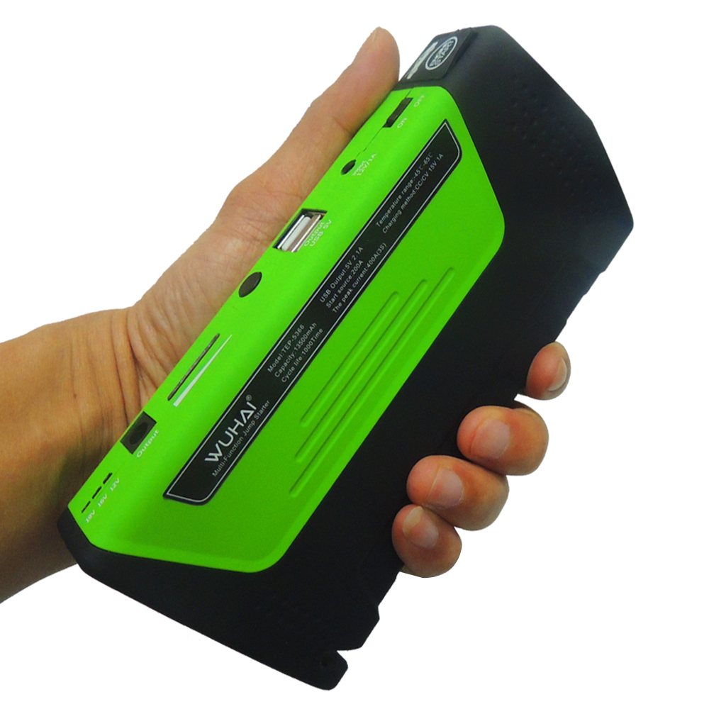 how to maintain a jump starter