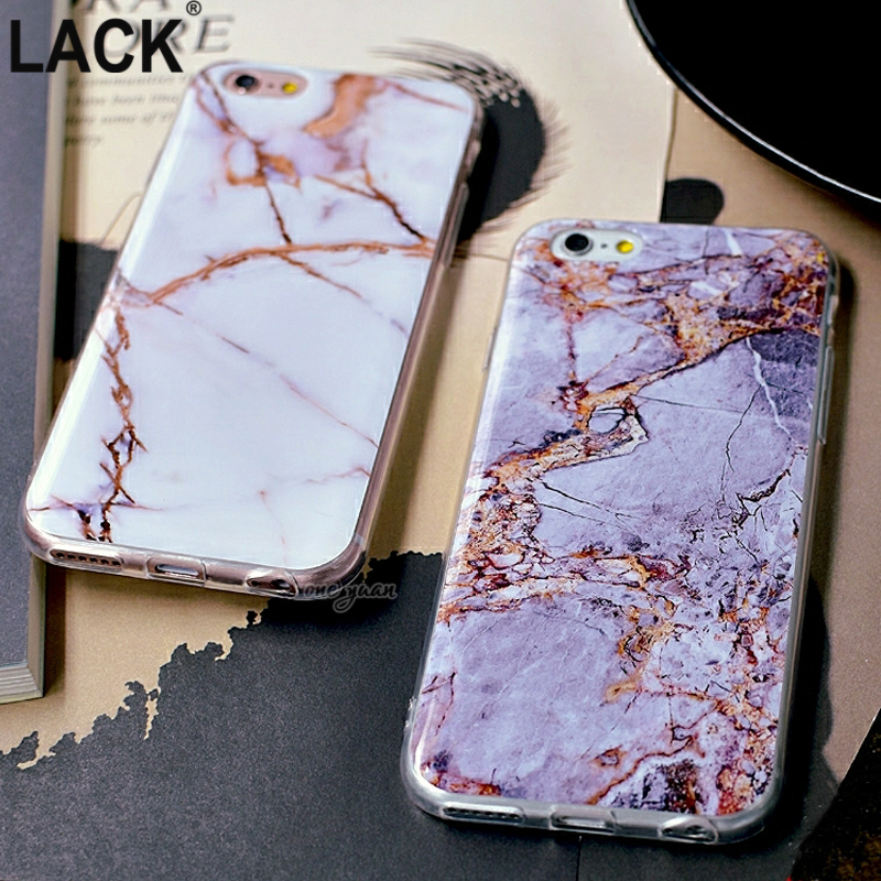 2016 Hot Selling Blue ray Marble Rock Stone Texture Customs Style soft TPU Back Cover phone Case for iPhone 6 6s 6 plus 6s plus(China (Mainland))