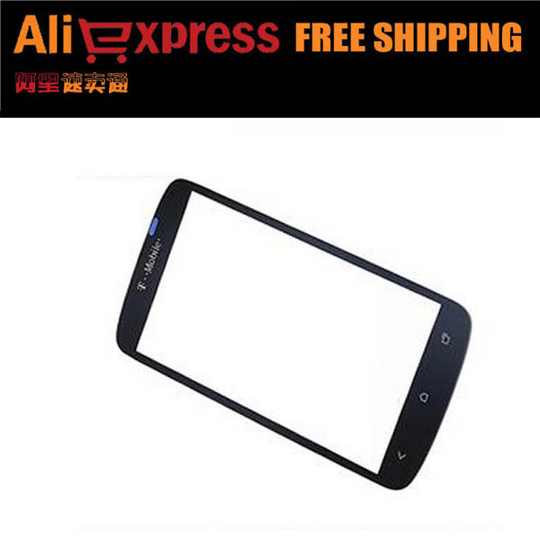Black glass lens screen Replacement for HTC One S T-mobile free shipping