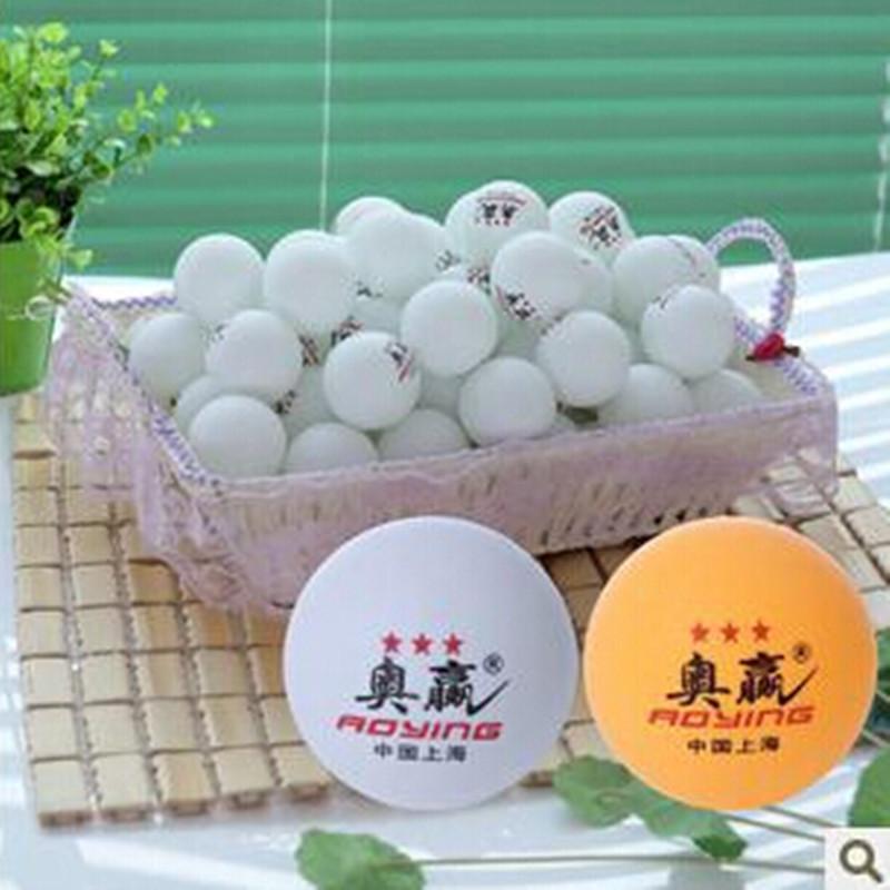 Buy nice big 40mm 3 stars best table for 1 gross table tennis balls