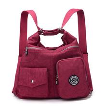 JINQIAOER Women Shoulder Bags Waterproof Nylon Lady Sling Messenger Bag Female Crossbody Bags For Women Handbag Kiple Style(China (Mainland))