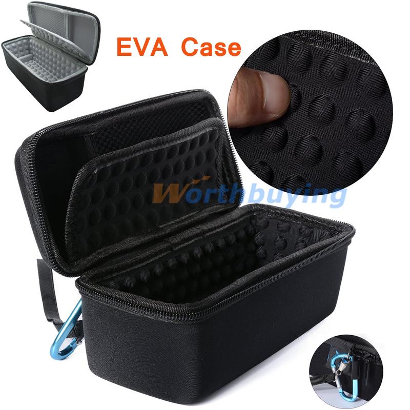 For Bose Soundlink Mini and Bose Soundlink Mini 2 Wireless Bluetooth Speaker EVA Travel Storage Carry Case Bag Box Cover(China (Mainland))