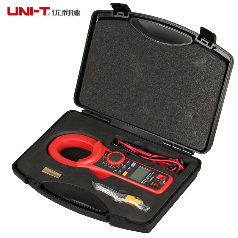 UNI-T UT222 Digital Clamp Multimeter maximum display 6000 Clamp UT222 digital clamp multimeter maximum AC 2500A Clamp Meter