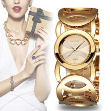 WEIQIN Brand Luxury Gold Watches Women Fashion Quartz Watch Shock Watre-Resistant Wristwatch Relogio Feminino orologio donna