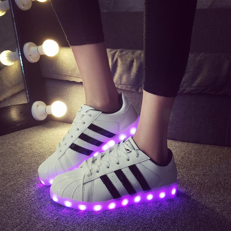 scarpe adidas led