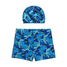 New 2016 Baby Boy Swimwear Boys Swimsuit Trunks 4-16 years Children Swim suit Boys Summer Trunks Pant Free Shipping