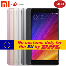 "Buy Original Xiaomi Mi5s Plus 5.7"" Mi 5S Plus 4GB RAM 64GB ROM Mobile Phone Snapdragon 821 Quad Core 1920x1080 NFC Quick Charge for $291.99 in AliExpress store"