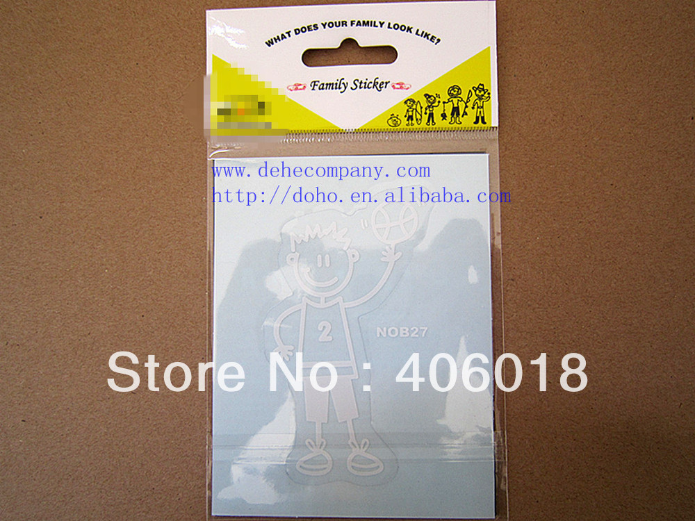 64 designs (64pcs/lot ) Excellent quality Basic Family Stickers Color Accent --- DH2181(China (Mainland))
