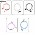 effelon Colorful Micro USB Data Sync Charger Cable Cord Wire for iPhone 5 5s 6 6Plus