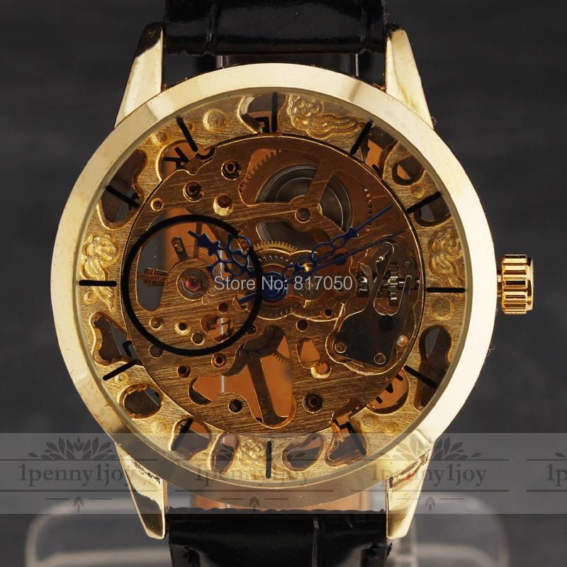 Часы с прозрачным циферблатом Купить часы в Украине