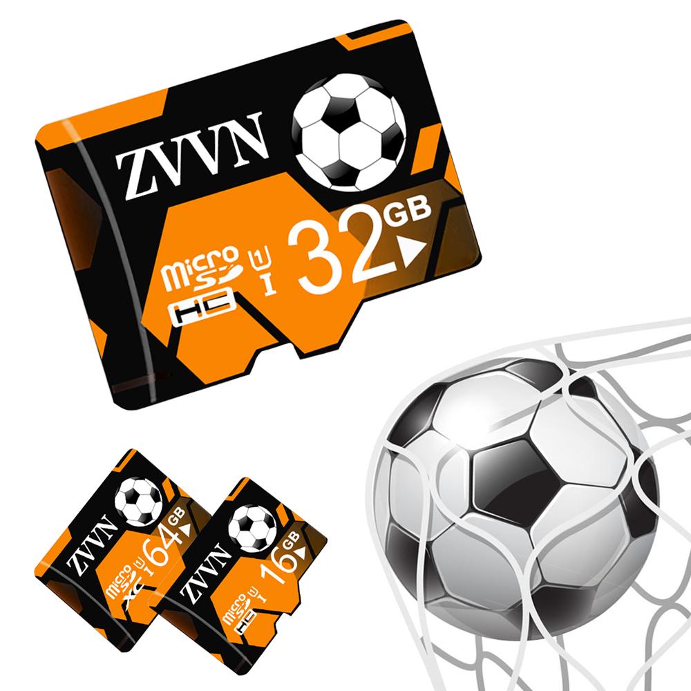 Football Micro SD Card 4GB 8GB mini sd card 16 GB 32GB 64GB Class 10 Memory Card Flash Memory for cell Phones Tablet Camera(China (Mainland))