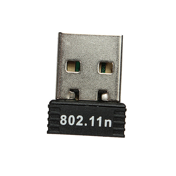 Popular Wholesale 150Mbps High Speed USB 2.0 Wireless Wifi 802.11n USB LAN Adapter Dongle Accessories Receiver For Raspberry Pi(China (Mainland))