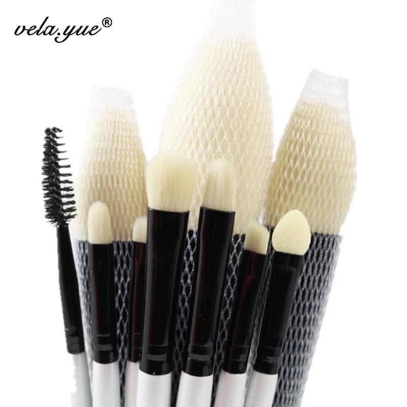 High Quality Makeup Brushes Set 10pcs Premium Makeup Tools Kit(Hong Kong)
