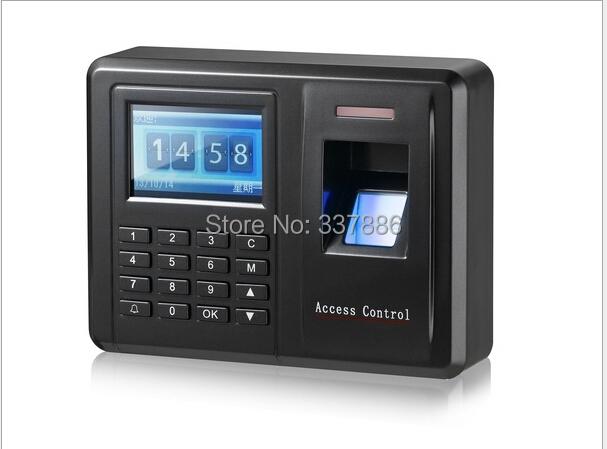 Фотография Wiegand 26/34 output biometric fingerprint access control system