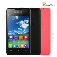 Original Lenovo A396 4.0 inch Mobile Phone 4 inch SC7730 Quad Core 1.2GHz Android Wifi 2G 3G Dual SIM 256MB RAM 512MB ROM WCDMA(China (Mainland))