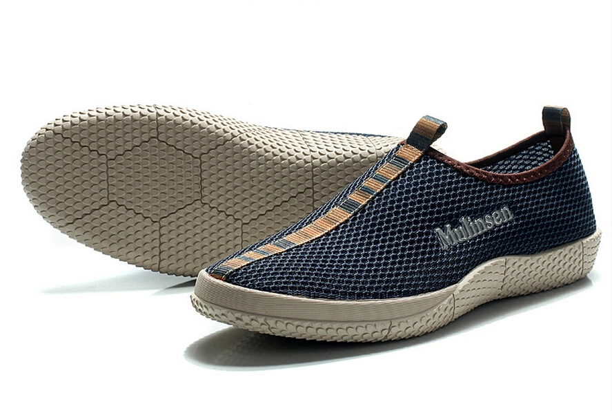 2015 new arrival summer flats shoes slip resistant