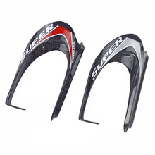 Buy 2pcs/lot new arrival Road bicycle full carbon drink water bottle cages Mountain bike carbon bottle holder bike parts 3k gloss for $25.98 in AliExpress store