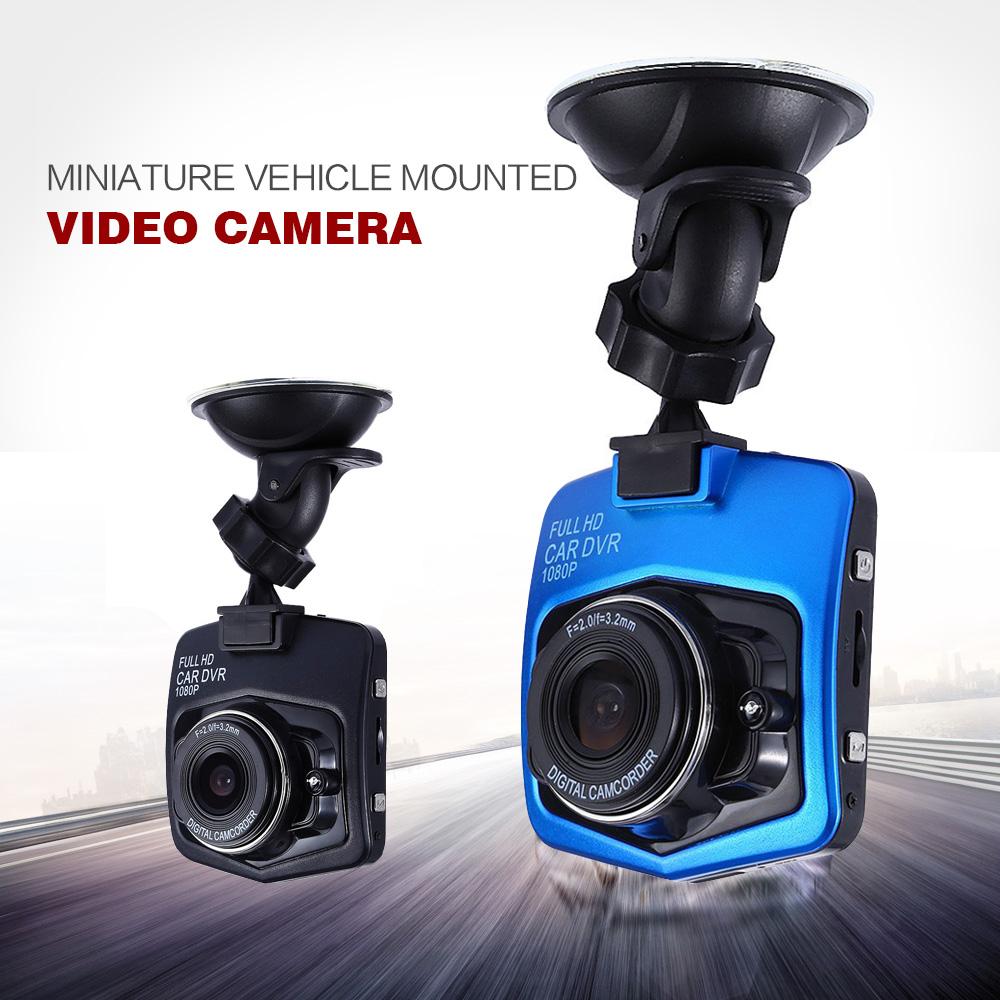 Mini Car Dvr Camera Full HD 1080p Recorder GT300 Dashcam Digital Video Registrator G-Sensor Night Vision High quality Dash cam(China (Mainland))
