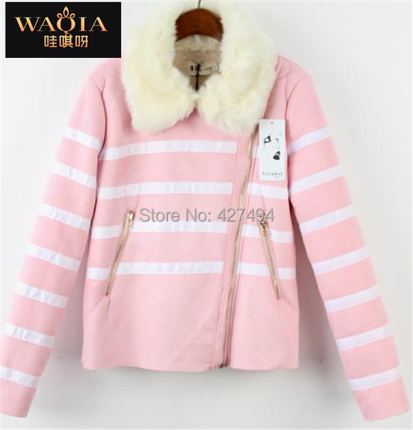 Женская одежда из шерсти WAQIA