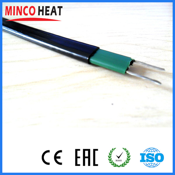 2M 12V Self Regulating Heat Trace Cable for Freeze Protection on Cars and Trucks 12V Battery Heating Cable(China (Mainland))