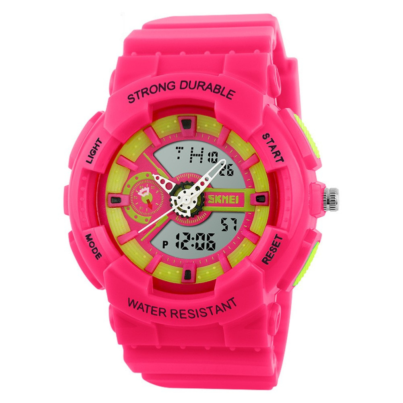 Excellent Quality SKMEI Children Watches LED Digital Sports Relojes Mujer Boys girls Kids Jelly Waterproof Relogio Feminino <br><br>Aliexpress