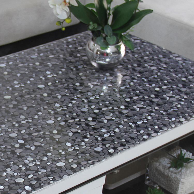 Online kopen wholesale plastic transparent tablecloth uit china plastic transparent tablecloth - Transparante plastic tafel ...