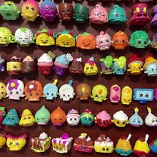 2016 Hot Real 50pcs/lot Shopkins Toys Shopkins Season 1 2 3  4 Kids Toys Shopkins Toys best Birthday Gift for children(China (Mainland))