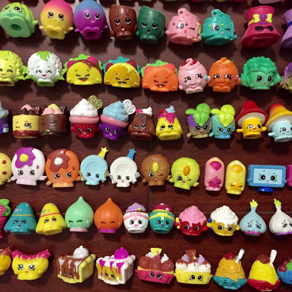 50pcs lot shopkins toys shopkins season 1 2 3 4 kids toys shopkins