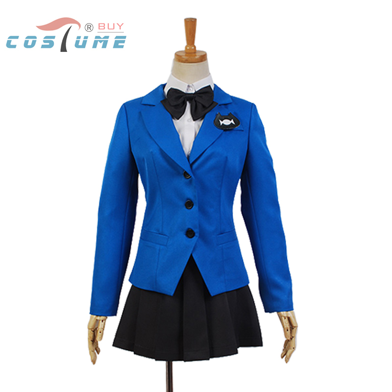 Ai Tenchi Muyo!Rui Aoi Science Club Uniform Outfit Coat Jacket Skirt Anime Halloween Cosplay Costumes Women Custom Made