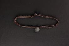 Bravemen Hot Selling Personalized Genunie Leather Necklace Pendant Double Polar Bear Pendant Necklace Men Jewelry