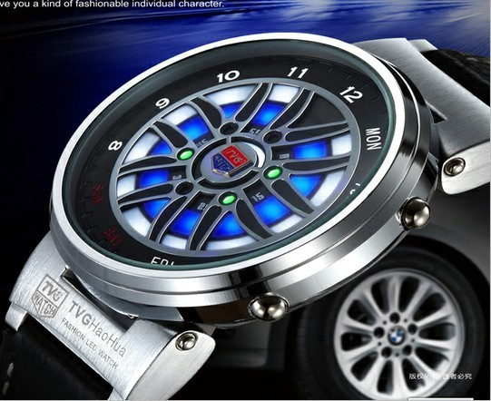 2013 luxury fashion diamond heart-shaped colour watches, women, girls, optional JG0068 quartz watch - Young personality store