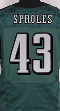 100% stitched Men's #11 Carson #20 Brian #43 Darren #91 Fletcher #86 Zachelite jersey(China (Mainland))