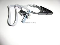 Free Shipping SOIC8 SOP8 Test Clip For EEPROM 93CXX/25CXX/24CXX in-circuit programming on USB Programmer TL866CS TL866A EZP2010
