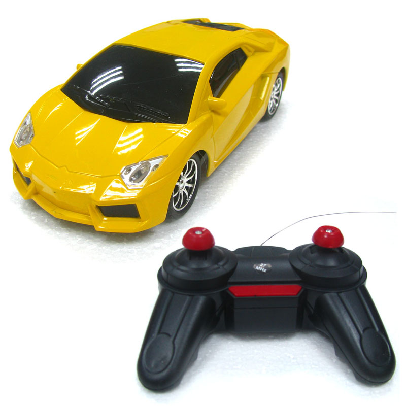 Small Toy Cars For Boys : Electric small remote control car toys rc channels