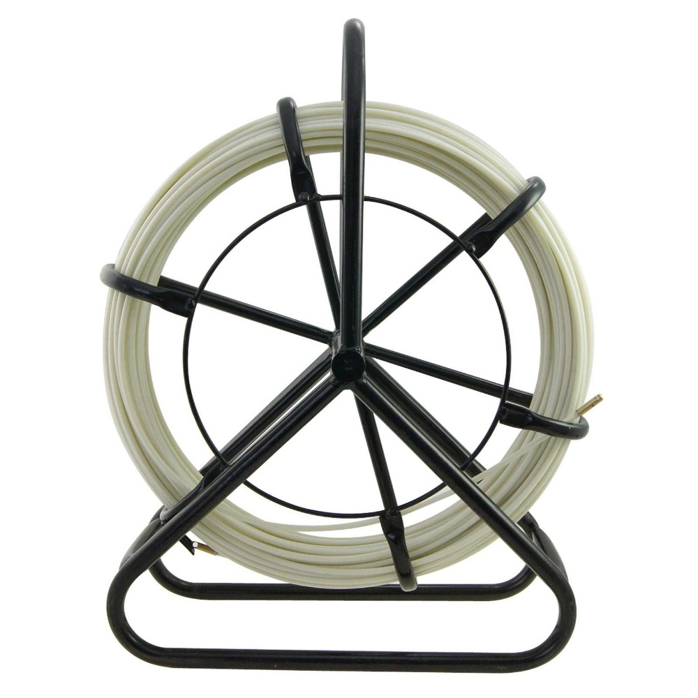 8x50m Fiberglass Duct Rodder Electric Cable Installation Tool(China (Mainland))