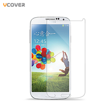 Vcover For samsung galaxy s4 mini Tempered Glass Anti-explosion Screen Protector For samsung i9190 S4mini i9198/i9192/i9195/9190(China (Mainland))
