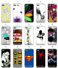 cases for blackberry z10 BB10 flower colorful nutella bad mickey Eiffiel Towel 1PC 15designs retail hybrid white hard free ship(China (Mainland))