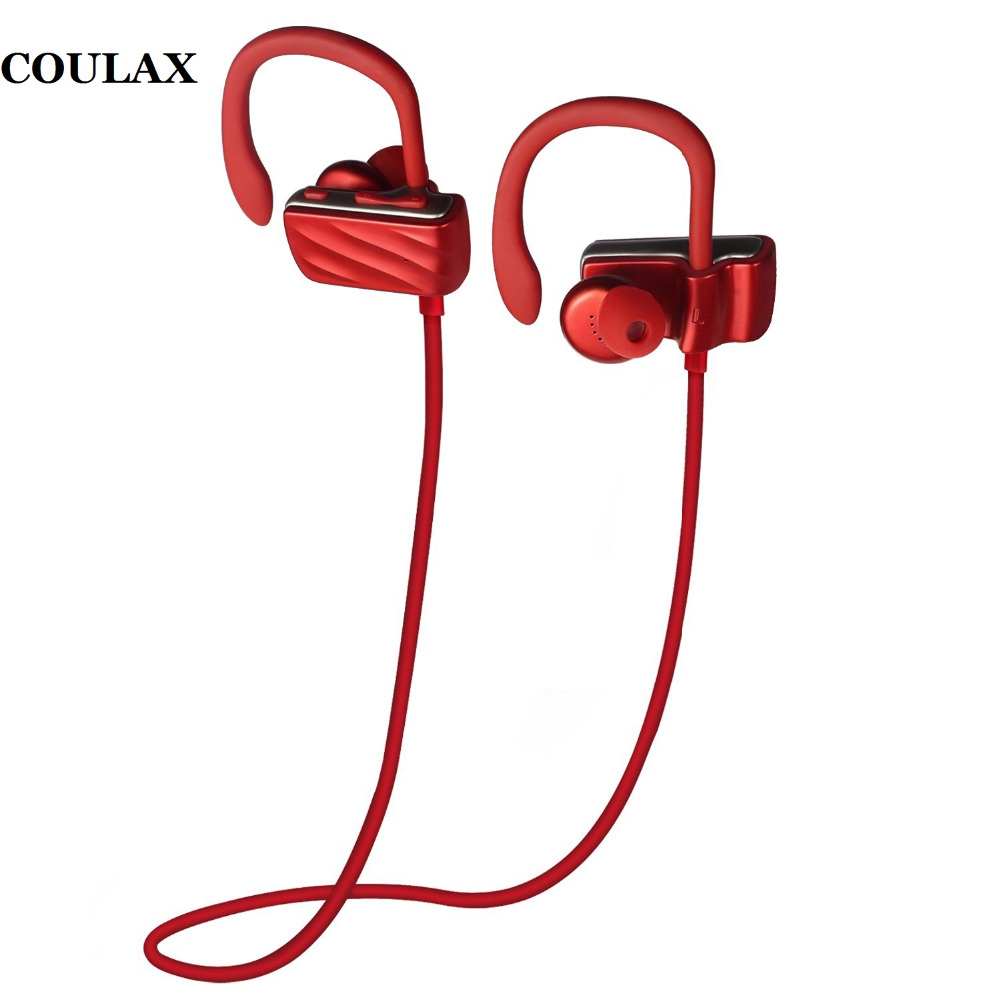 Bluetooth Earphone 4.1 Sport 2016 Bluetooth Headphones with Microphone Wireless Headset for a mobile phone iPhone Android(China (Mainland))