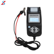 2015 New Arrivals BT750 Battery Tester 12/24V Automotive Battery Analyzer with Printer with Fast Shipping(China (Mainland))