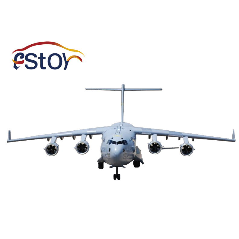 Free EMS US Air Force Military Airfreighter C17 Aieliner 2.4G 7 Channel Remote Control transport aircraft Electronic Model Toys<br><br>Aliexpress