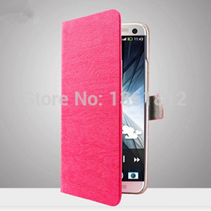 Retail New Luxury Wood Line Flip Leather Phone Case For Lenovo s60 With Stand Function & Card Holder Free Shipping(China (Mainland))