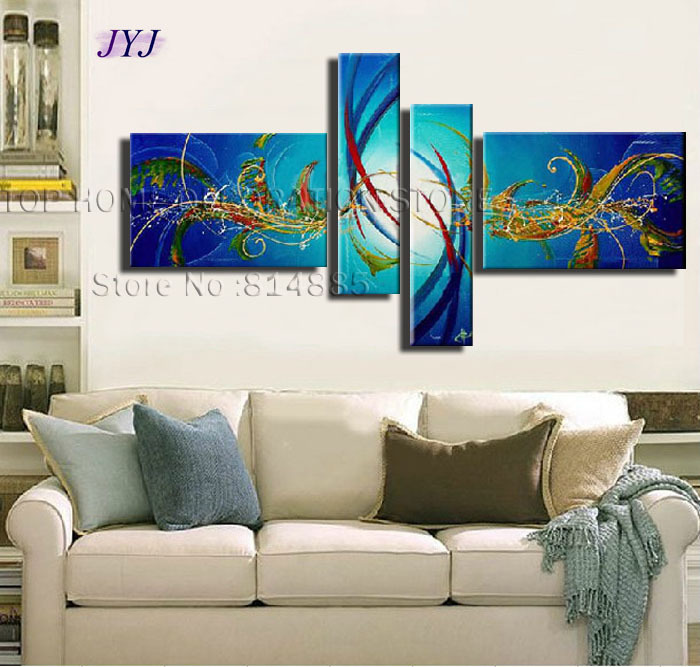 Aliexpresscom Buy Cool Summer Art Painting 100