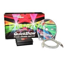 2014 QUICKSHOW PANGOLIN DESIGNER USB SOFTWARE for LASER SHOW