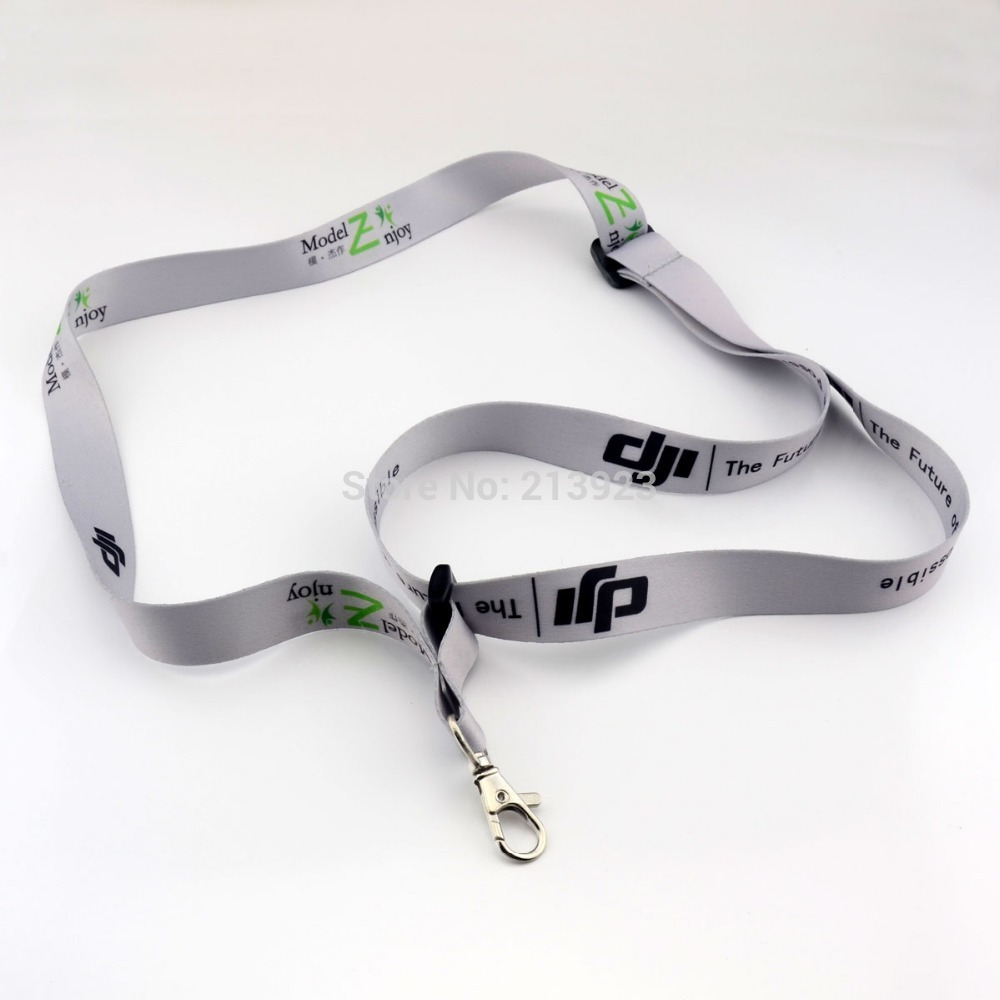 DJI Phantom Remote Controller Strap Belt Sling Silver 2cm Width Color Printing JR Futaba Transmitter - China happyshopping Co., Ltd. store