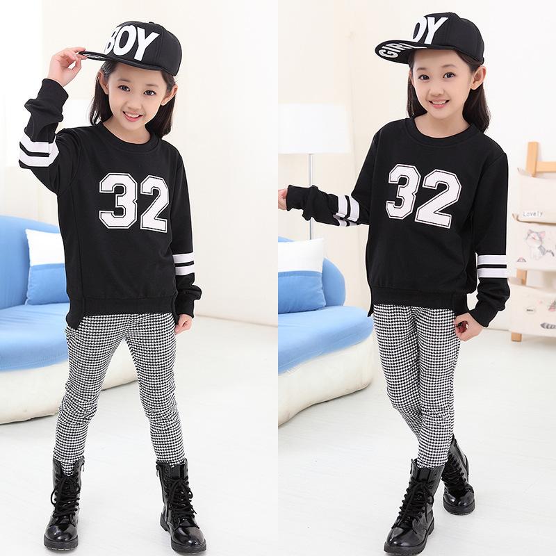 Aliexpress.com  Buy 2014 sweatshirts kids hoodies Baby girls clothes Children t shirts black ...