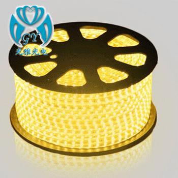 hote sale warm white 5050 LED strip 220V 230V 240V led tape led ribbon Waterproof IP65 flexible 60LEDS / m(China (Mainland))